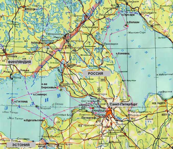 Карта.